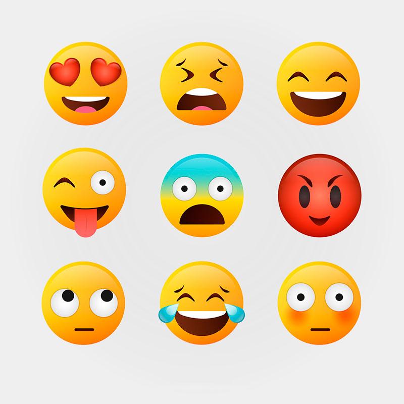 Usando Emojis