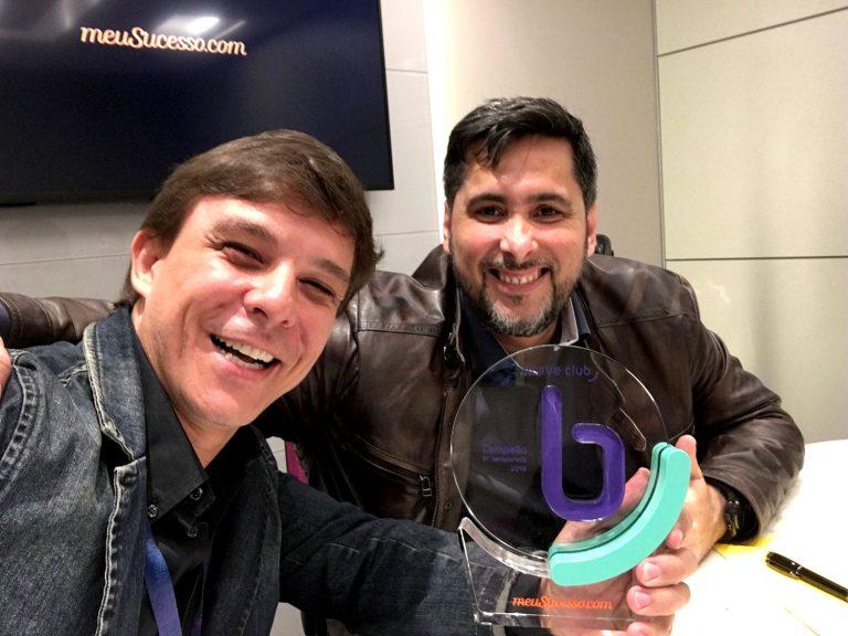 Oto Alvarenga e Flávio Augusto da Silva